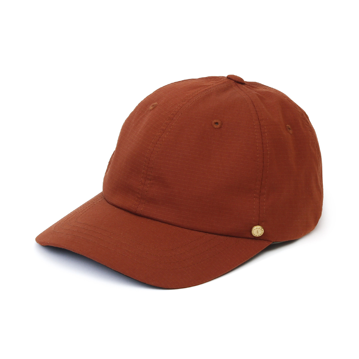 6PANNEL BALL CAP / CN RIP / BRICK