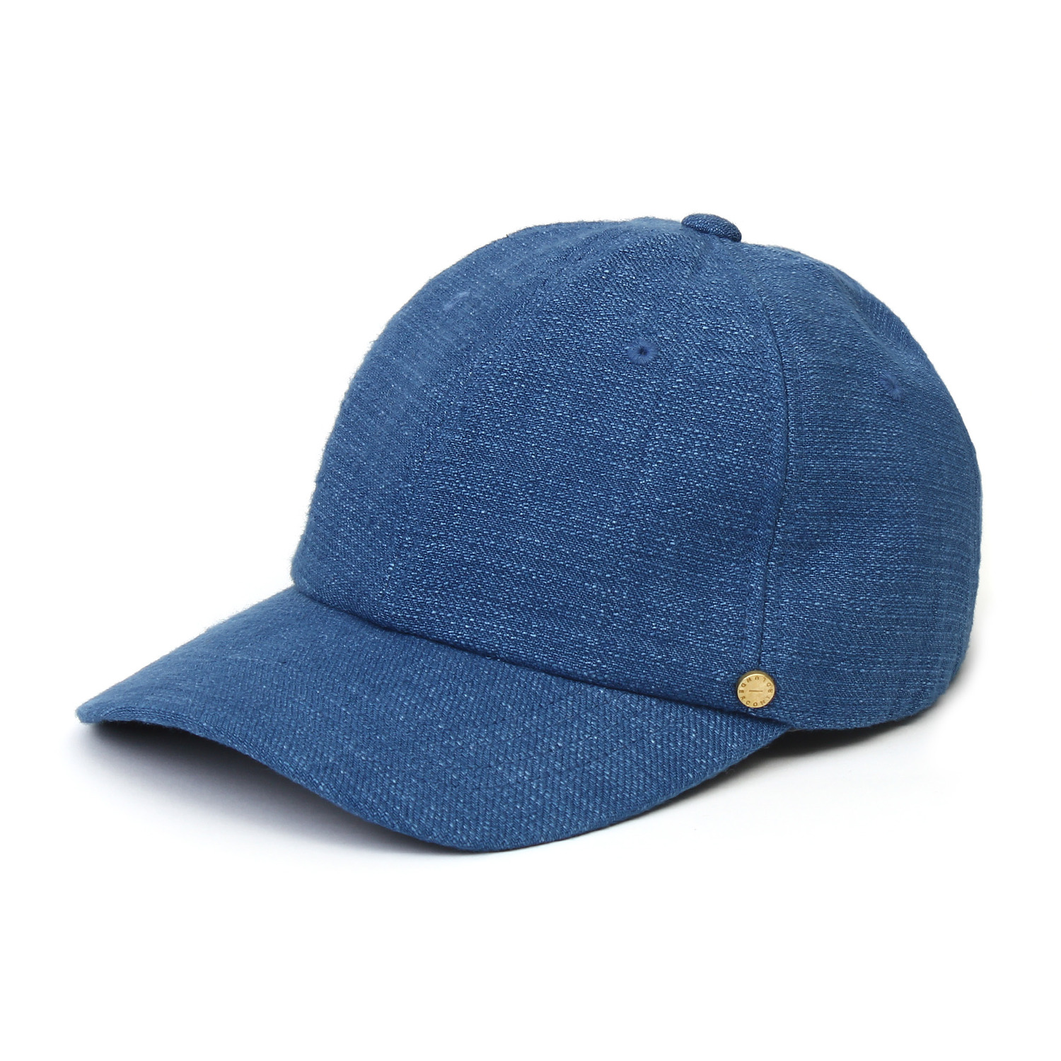 6PANNEL BALL CAP / JERSEY INDIGO / L DENIM