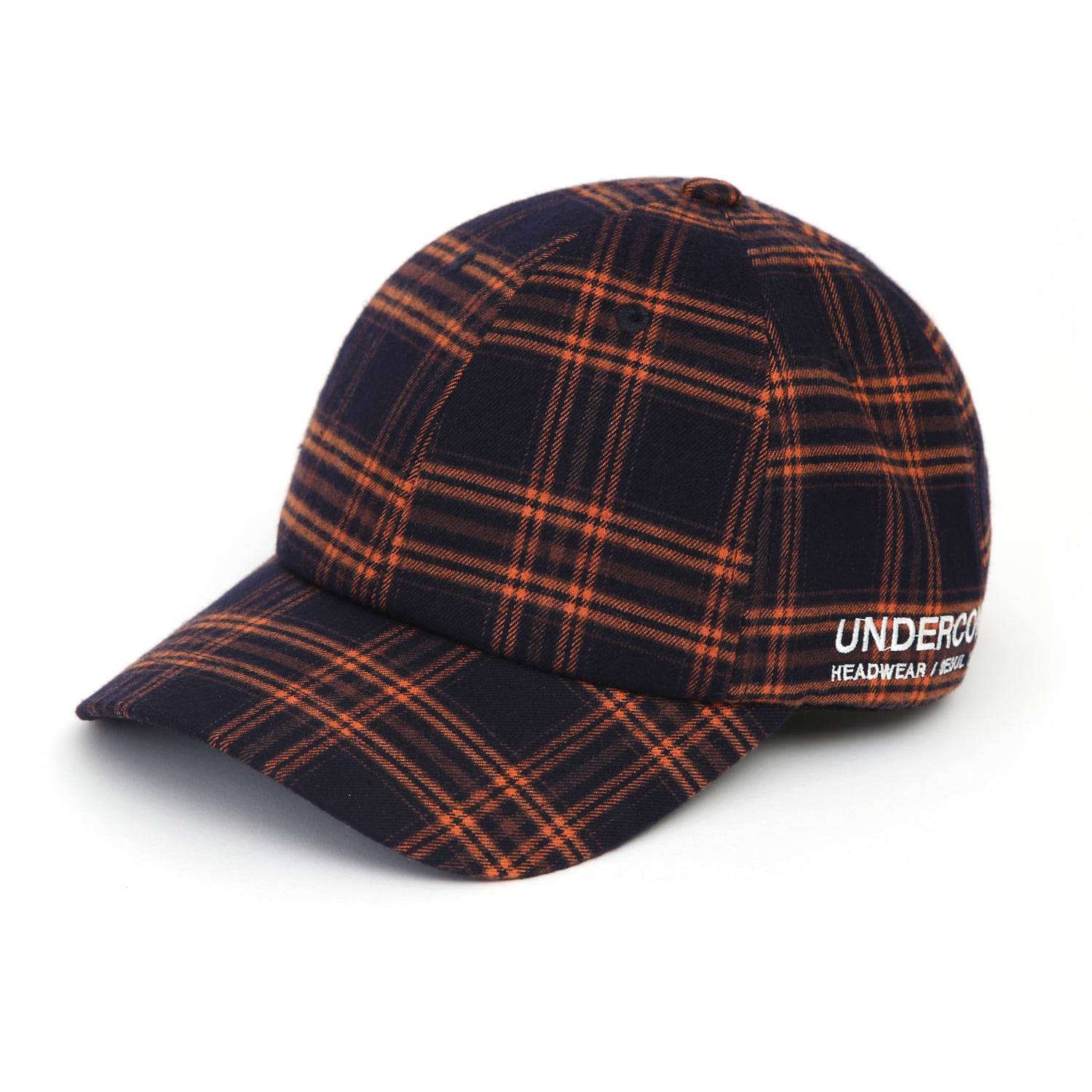 SPREAD LABEL / AUTHENTIC B B / ORANGE CHECK