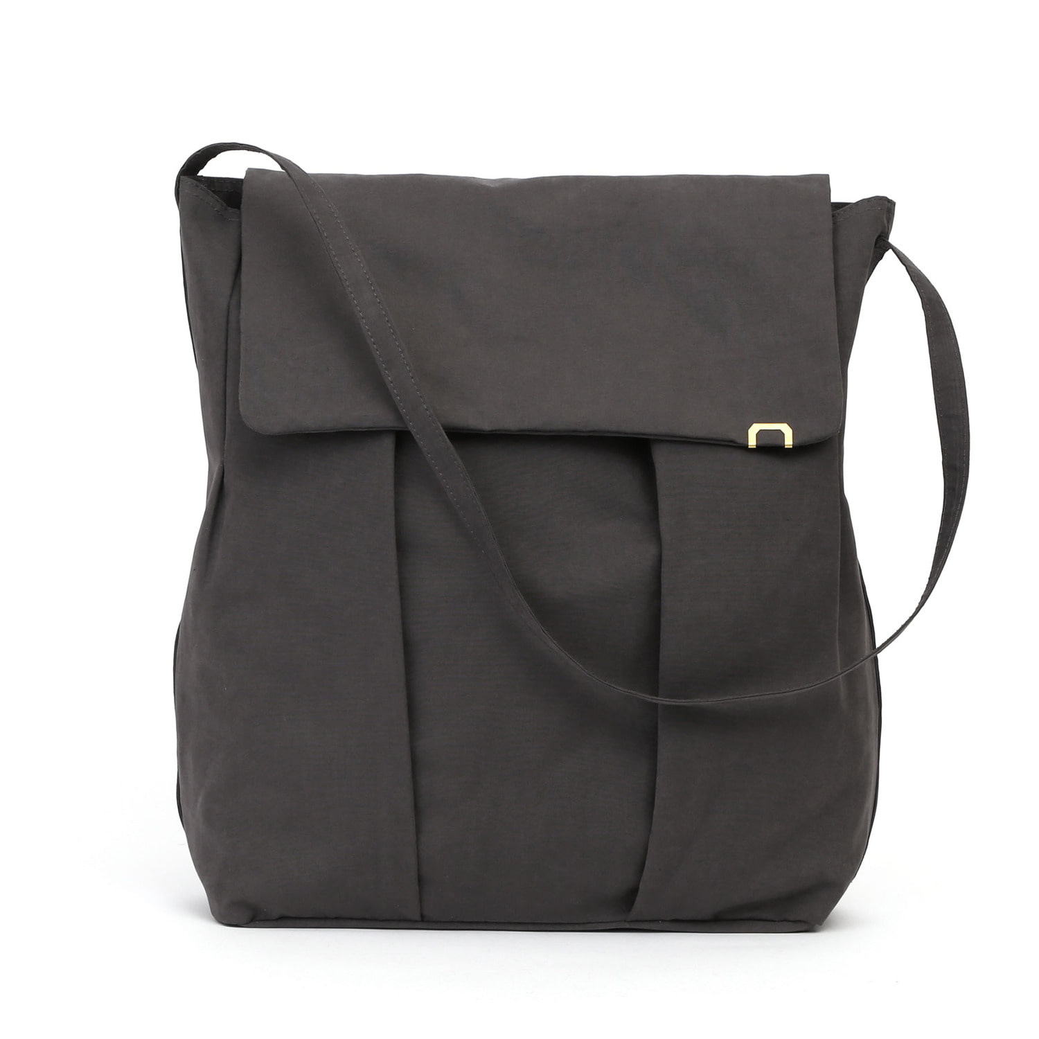 LADDER BAG / WRINKLE / NPC / DAWN CHARCOAL