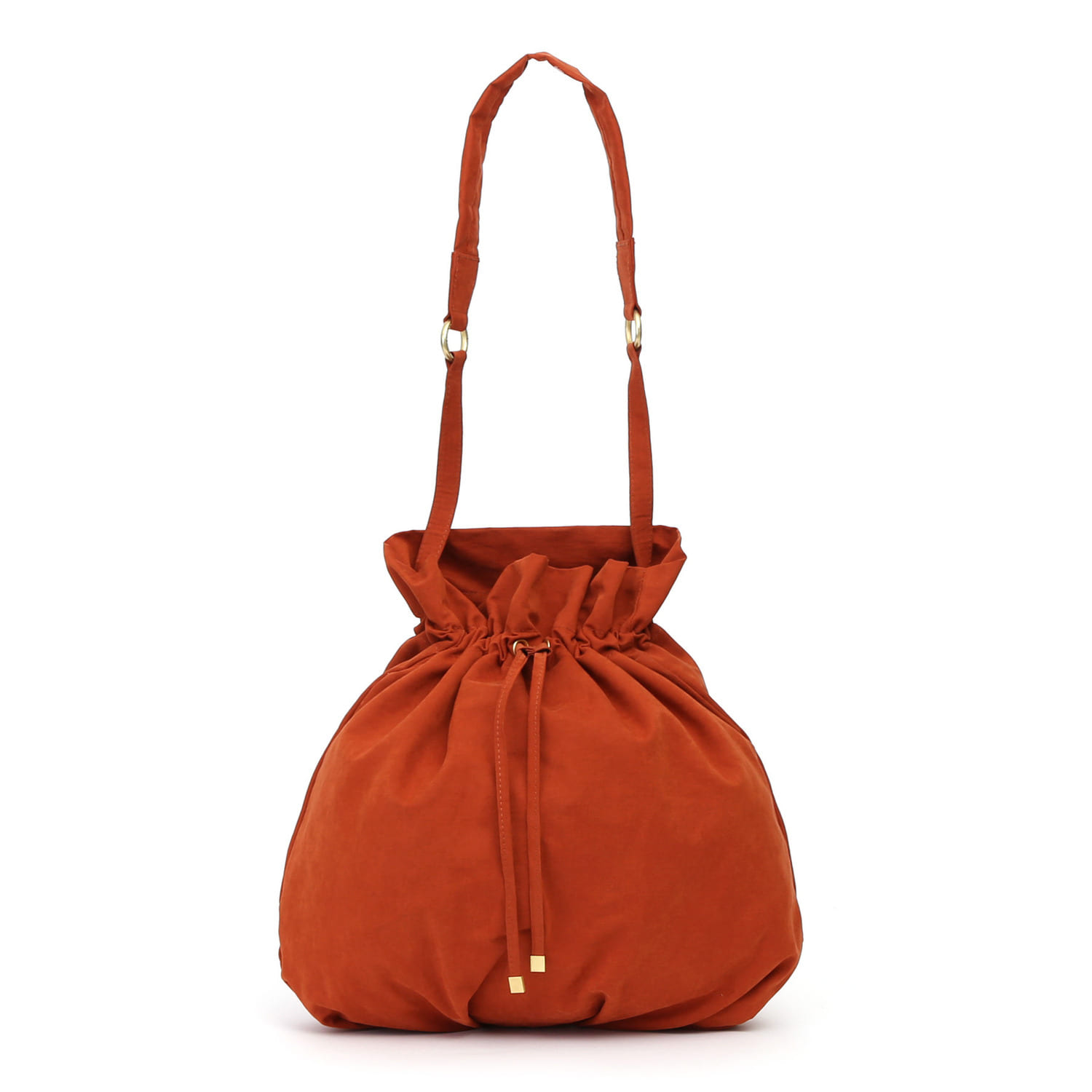 POT BAG / WRINKLE / NPC / BRICK ORANGE
