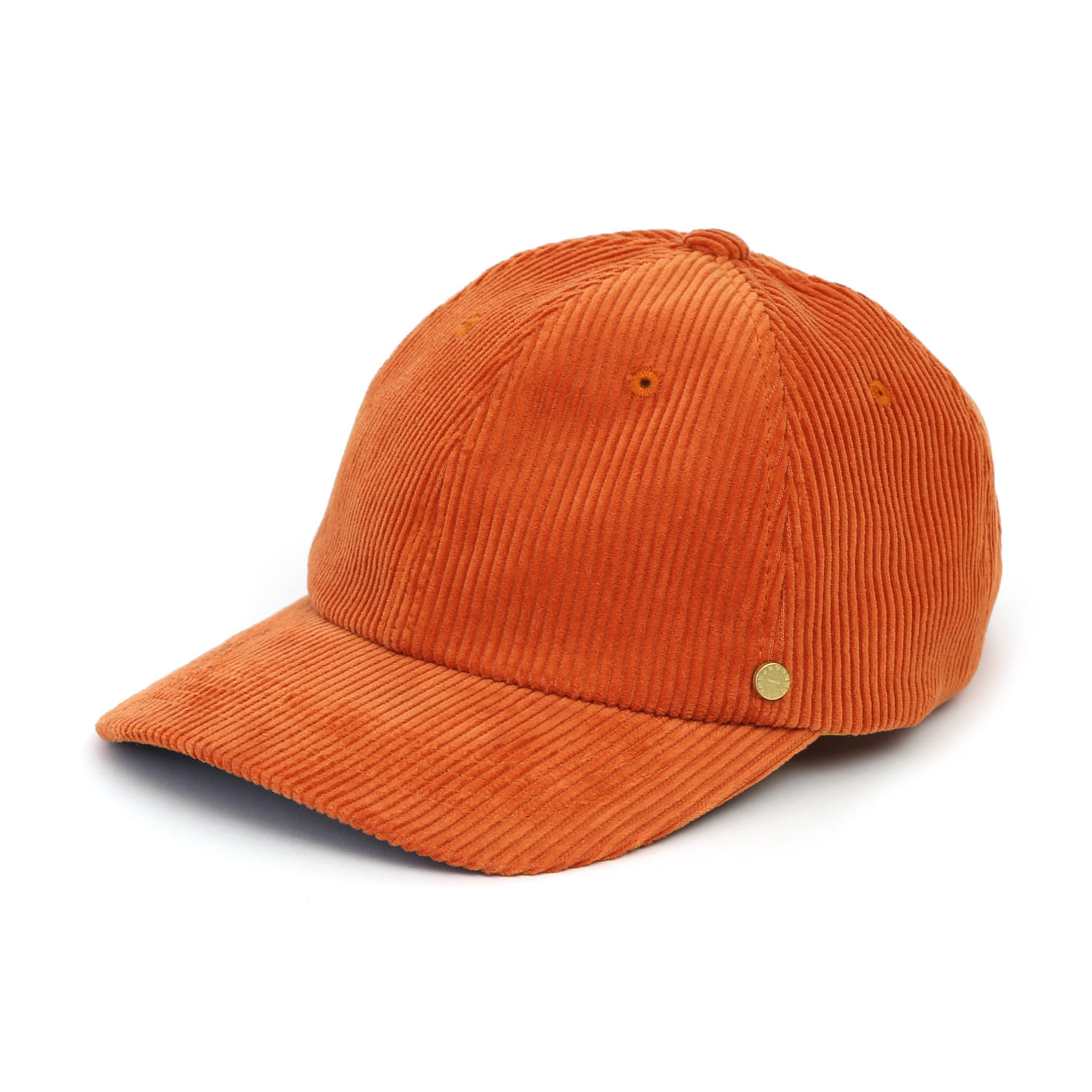 6PANNEL BALL CAP / CORDUROY / SUNSET