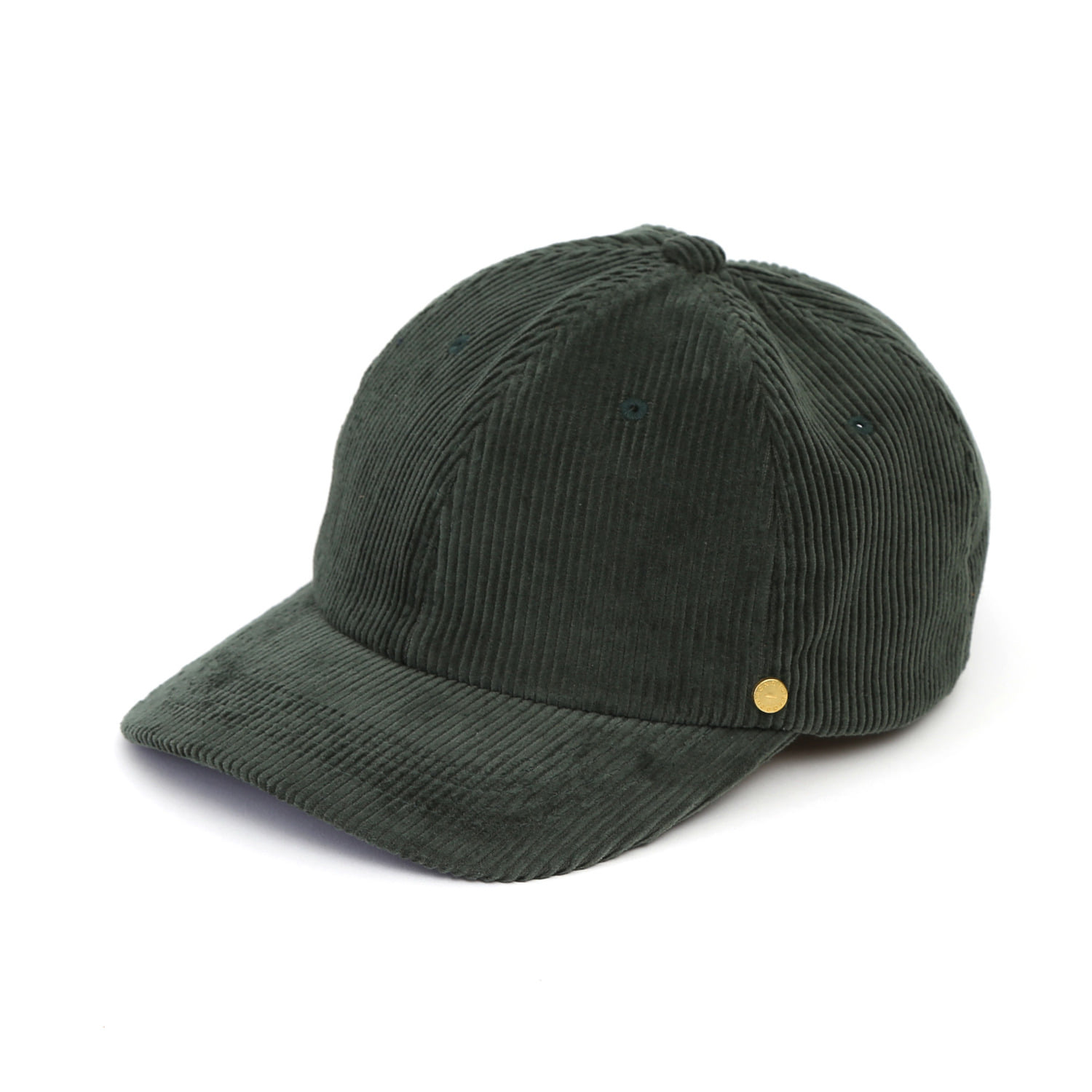 [2차 재입고] 6PANNEL BALL CAP / CORDUROY / FOREST