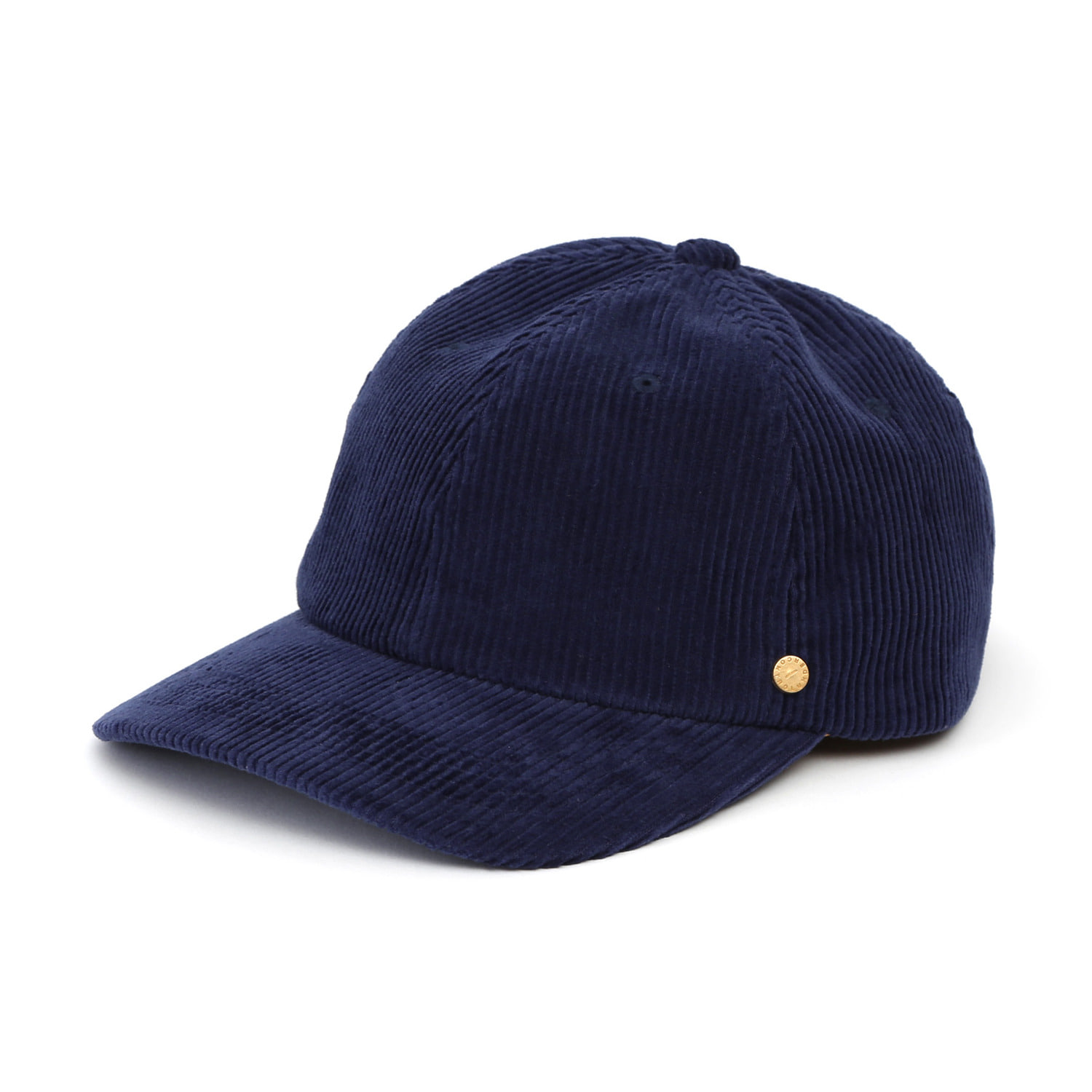 [2차 재입고] 6PANNEL BALL CAP / CORDUROY / DEEP SEA