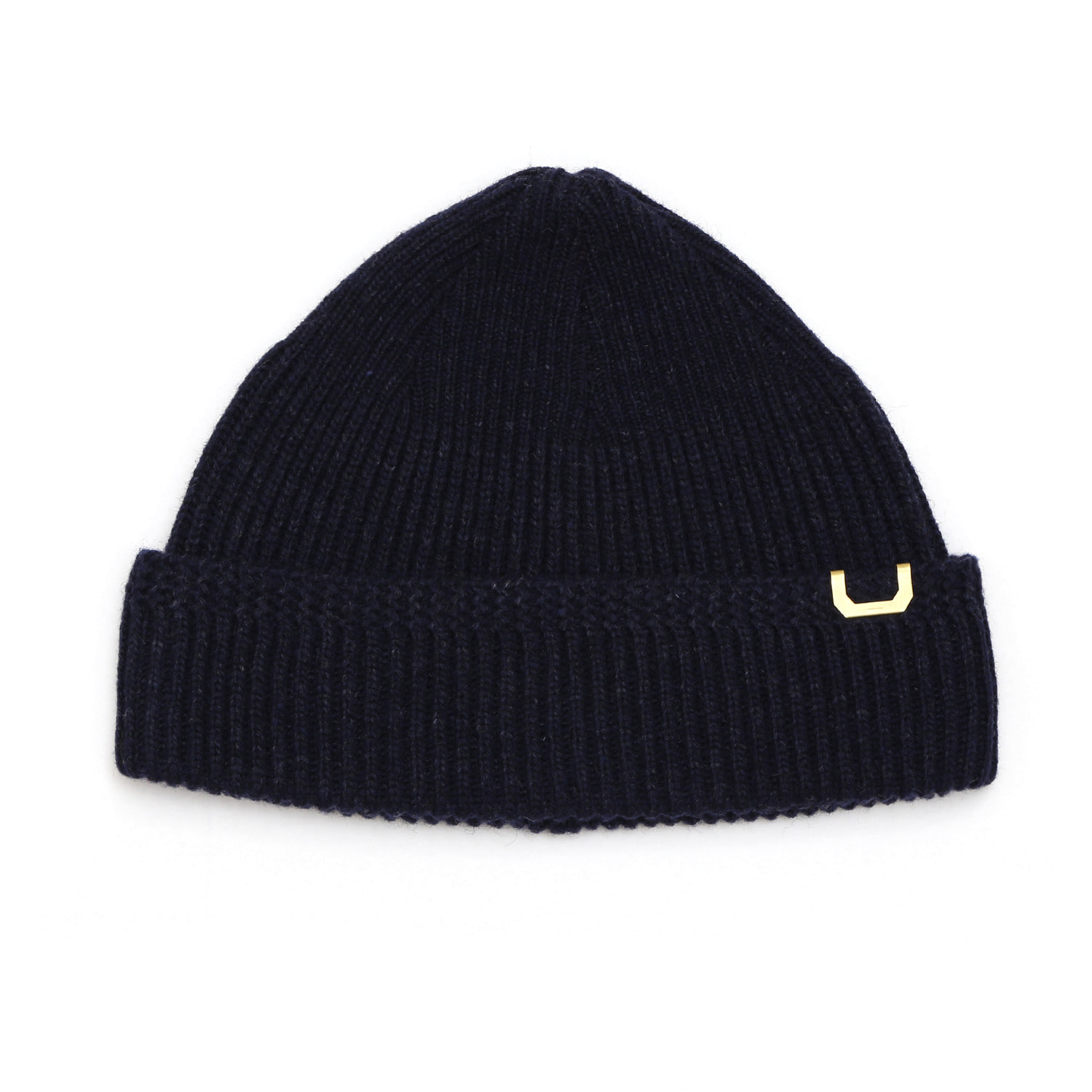 WATCH CAP / LAMBS WOOL / HT NAVY