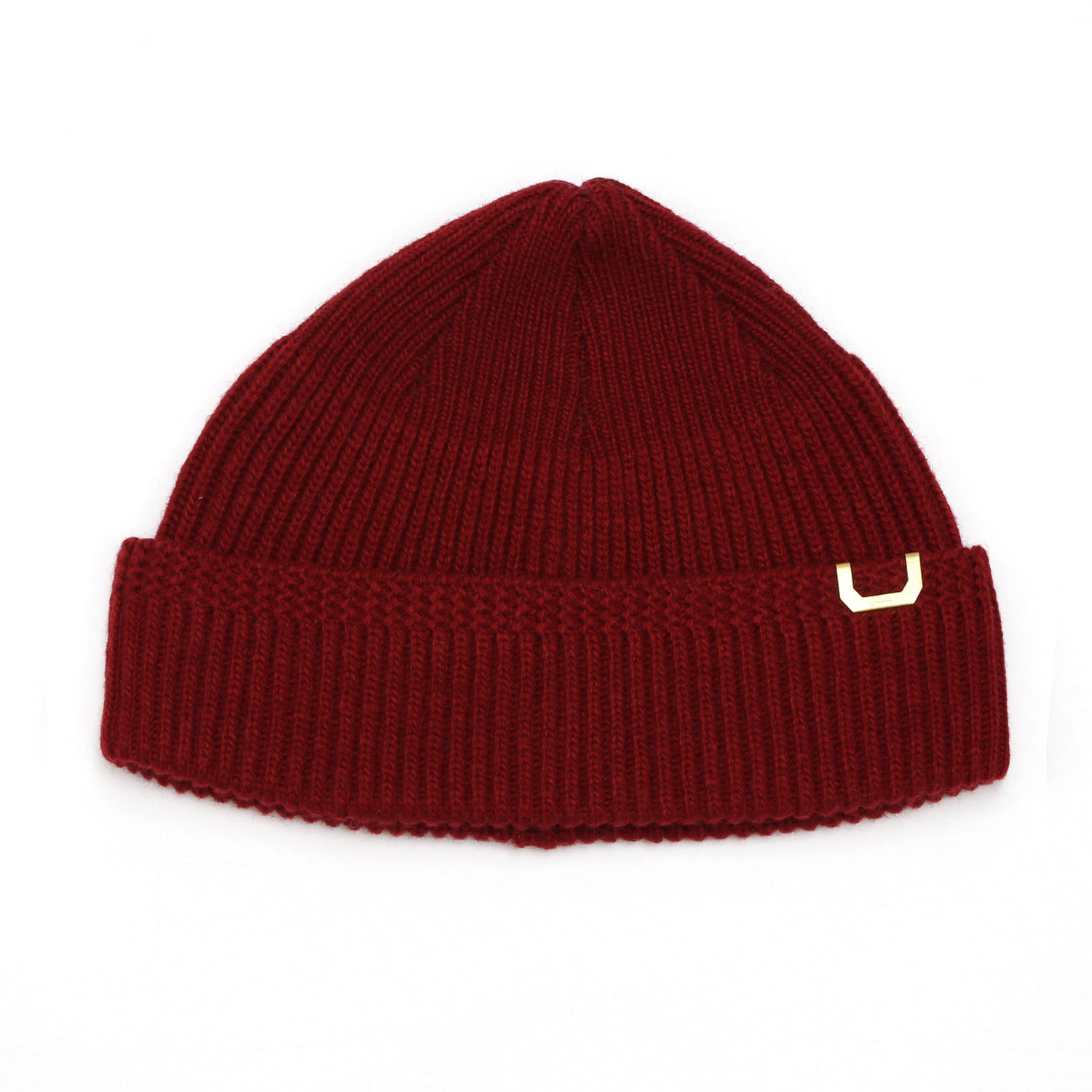 WATCH CAP / LAMBS WOOL / PS WINE
