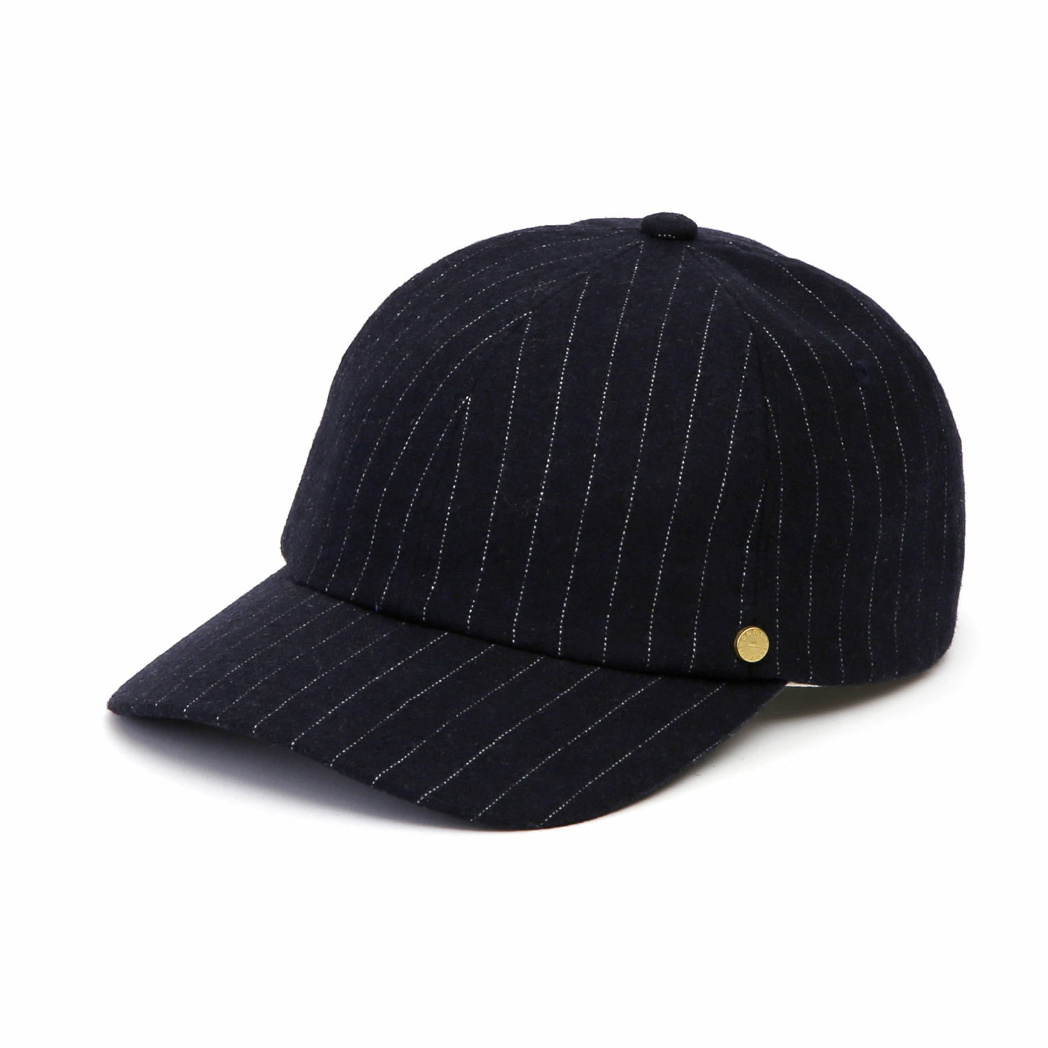 6PANNEL BALL CAP / MODS PIN STRIPE / NAVY