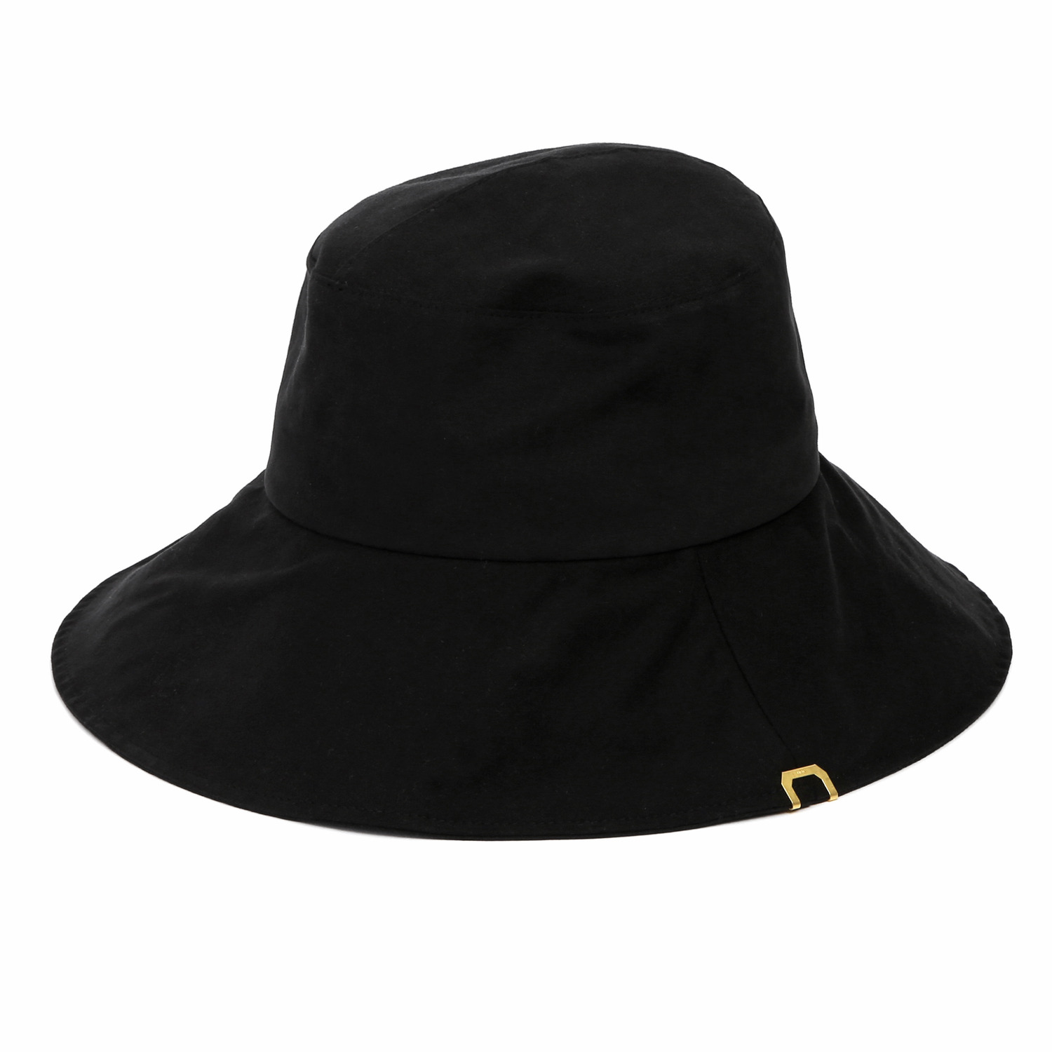 UMBRELLA HAT / BIO / BRUSH BLACK
