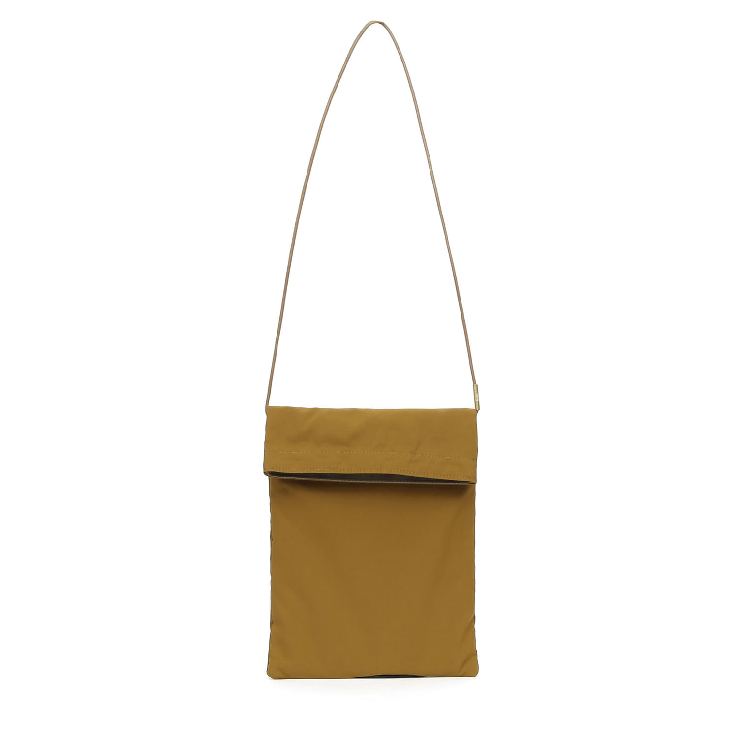 [3차 재입고] FOLD BAG / ROPE PIPE / NC / D MUSTARD