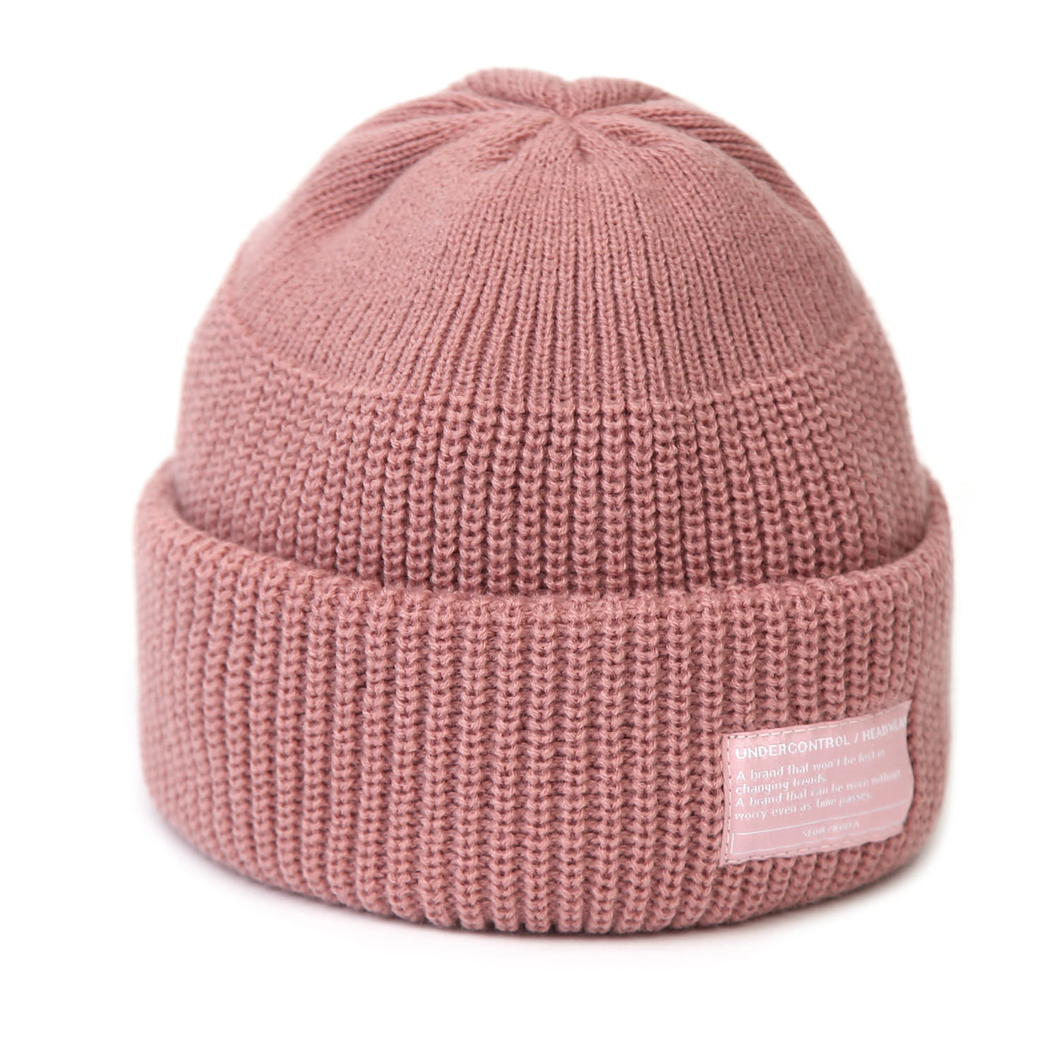 BEANIE / MONK FIT / PINK