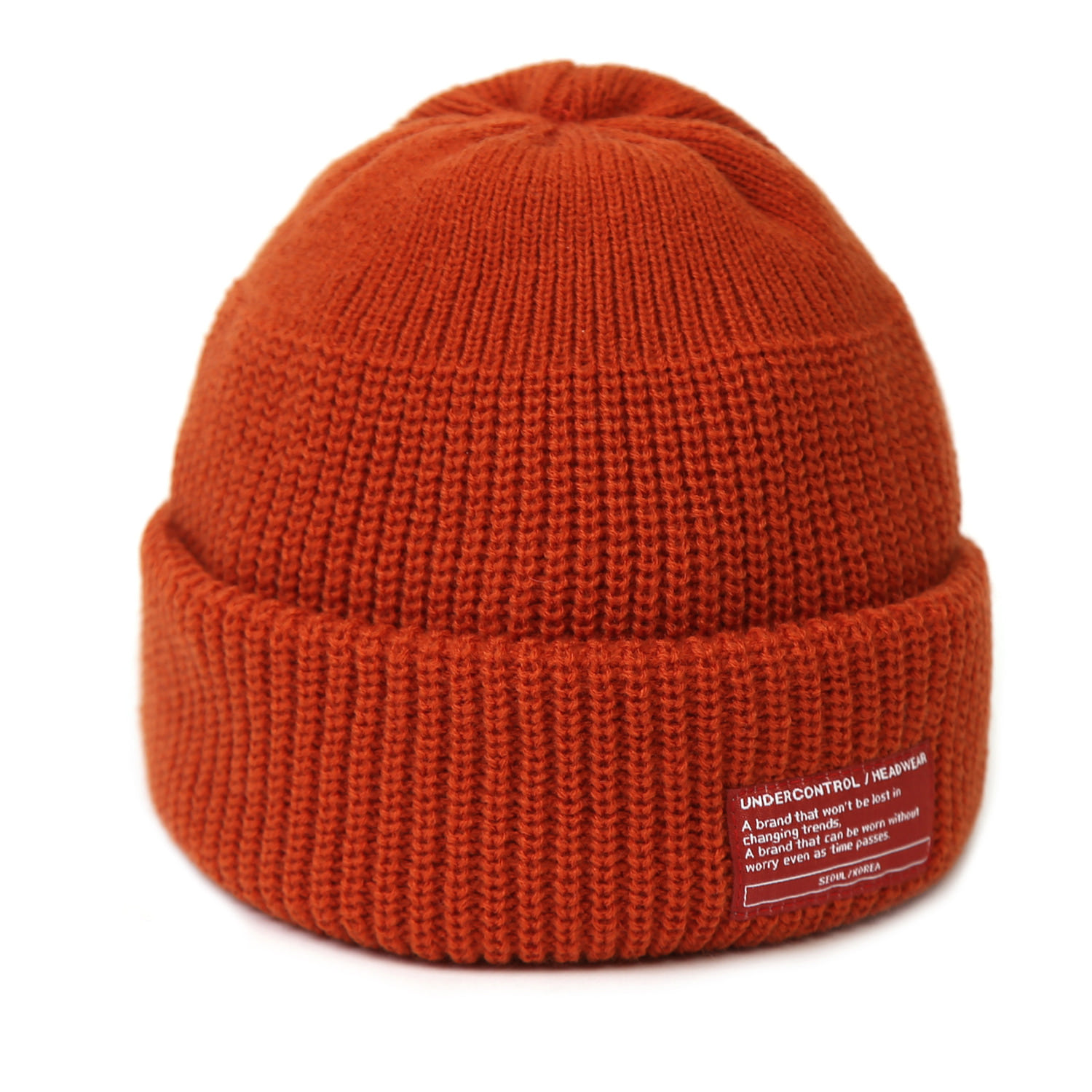 BEANIE / MONK FIT / ORANGE