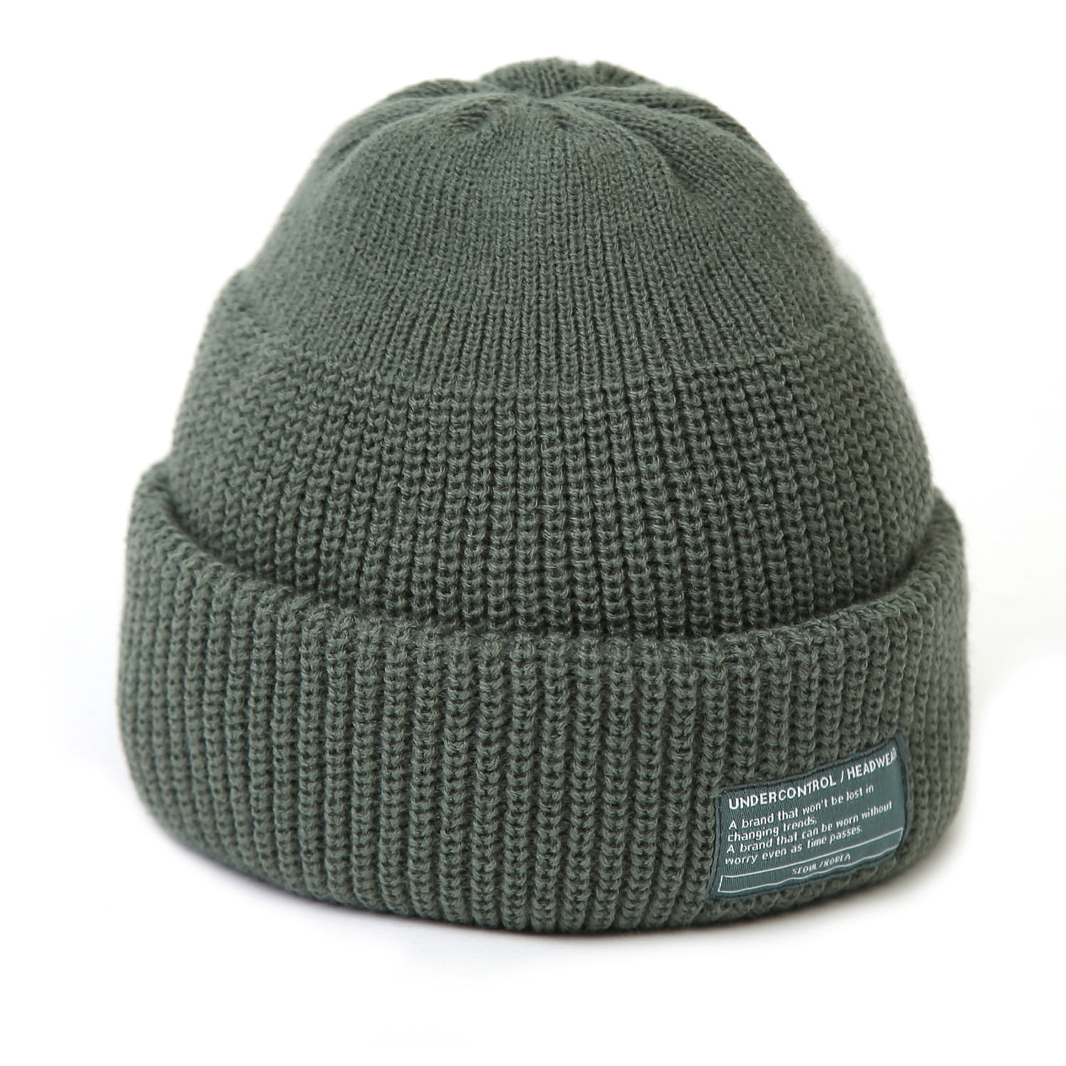 BEANIE / MONK FIT / GREEN