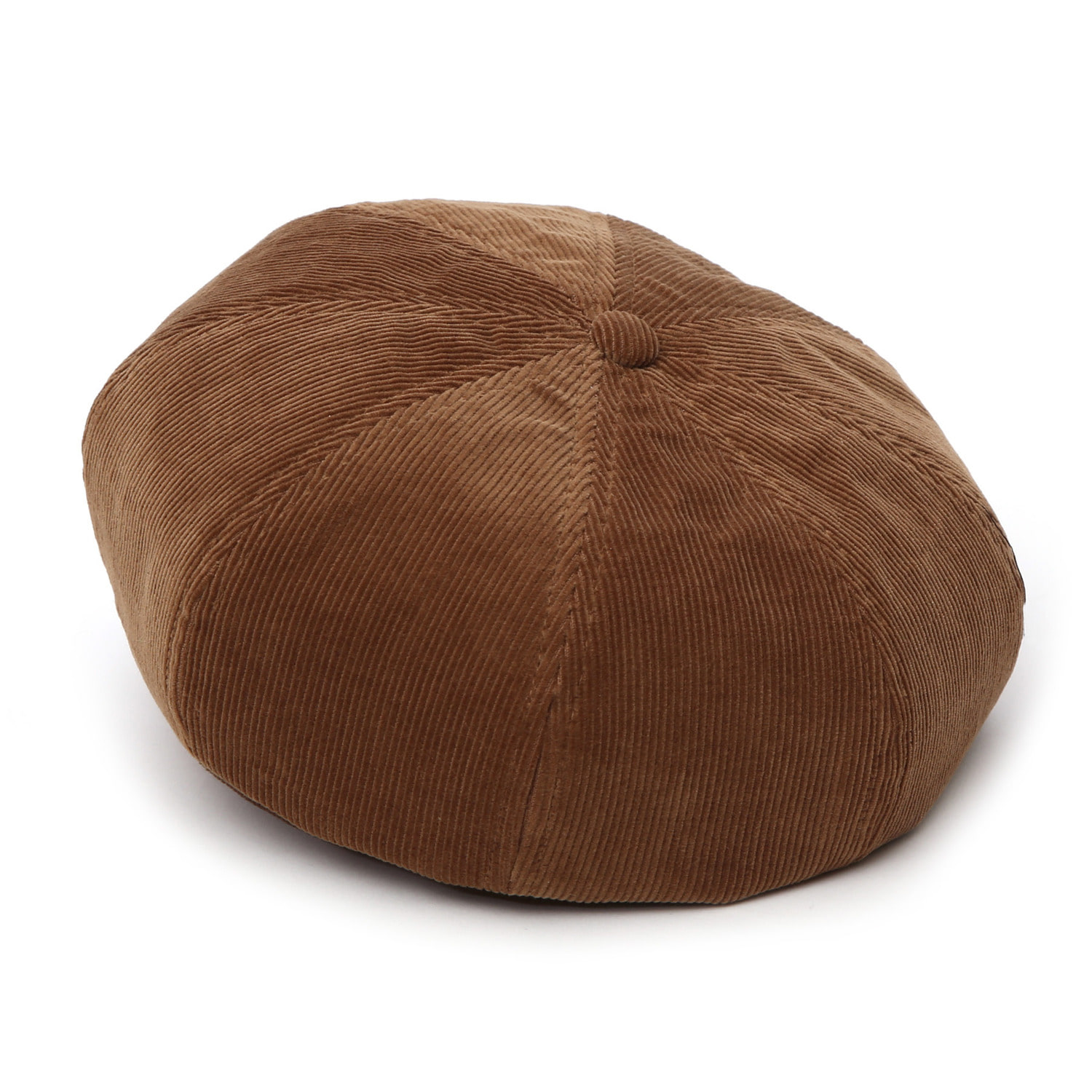 BREAD BERET / CORDUROY / FIELD BROWN
