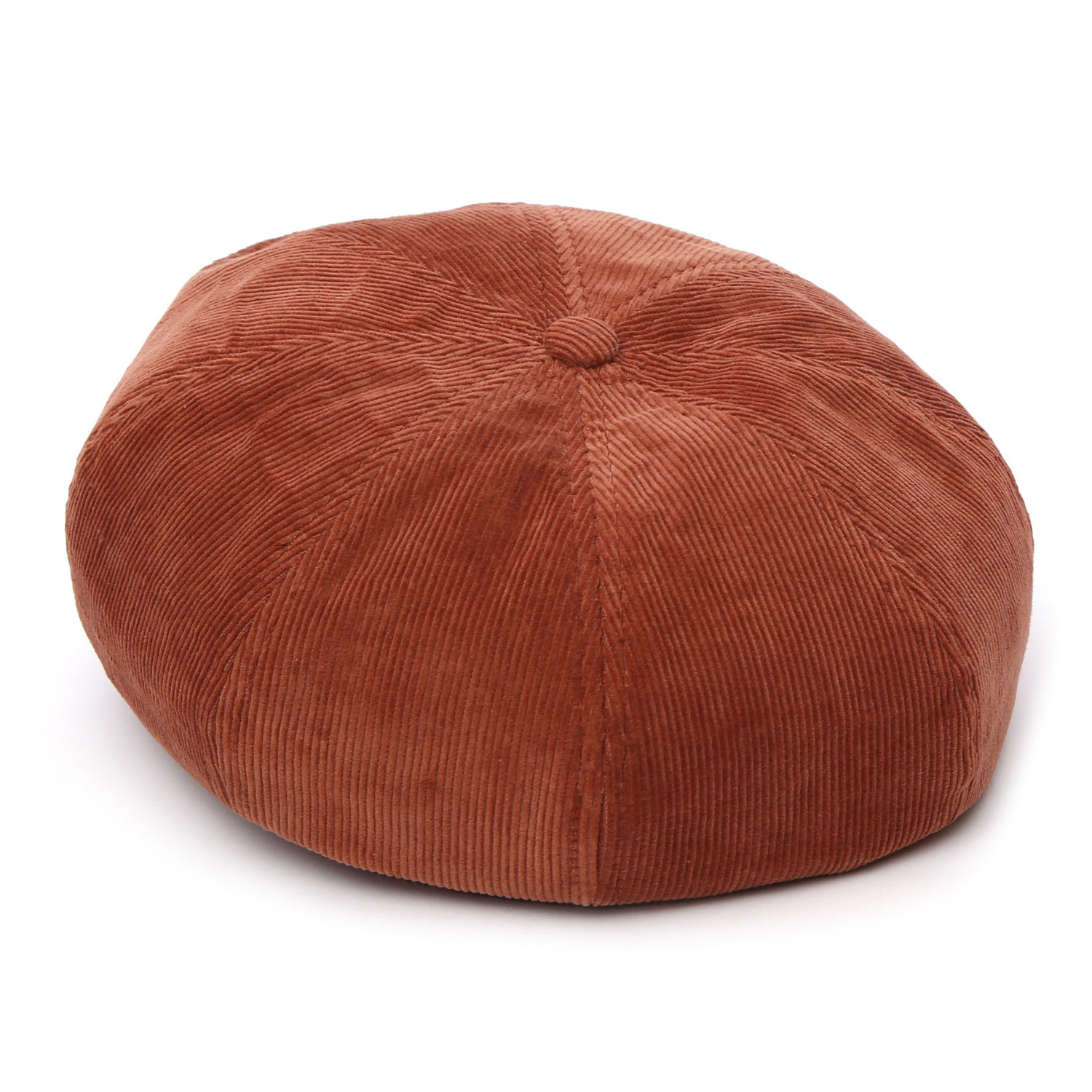 BREAD BERET / CORDUROY / COPPER ORANGE