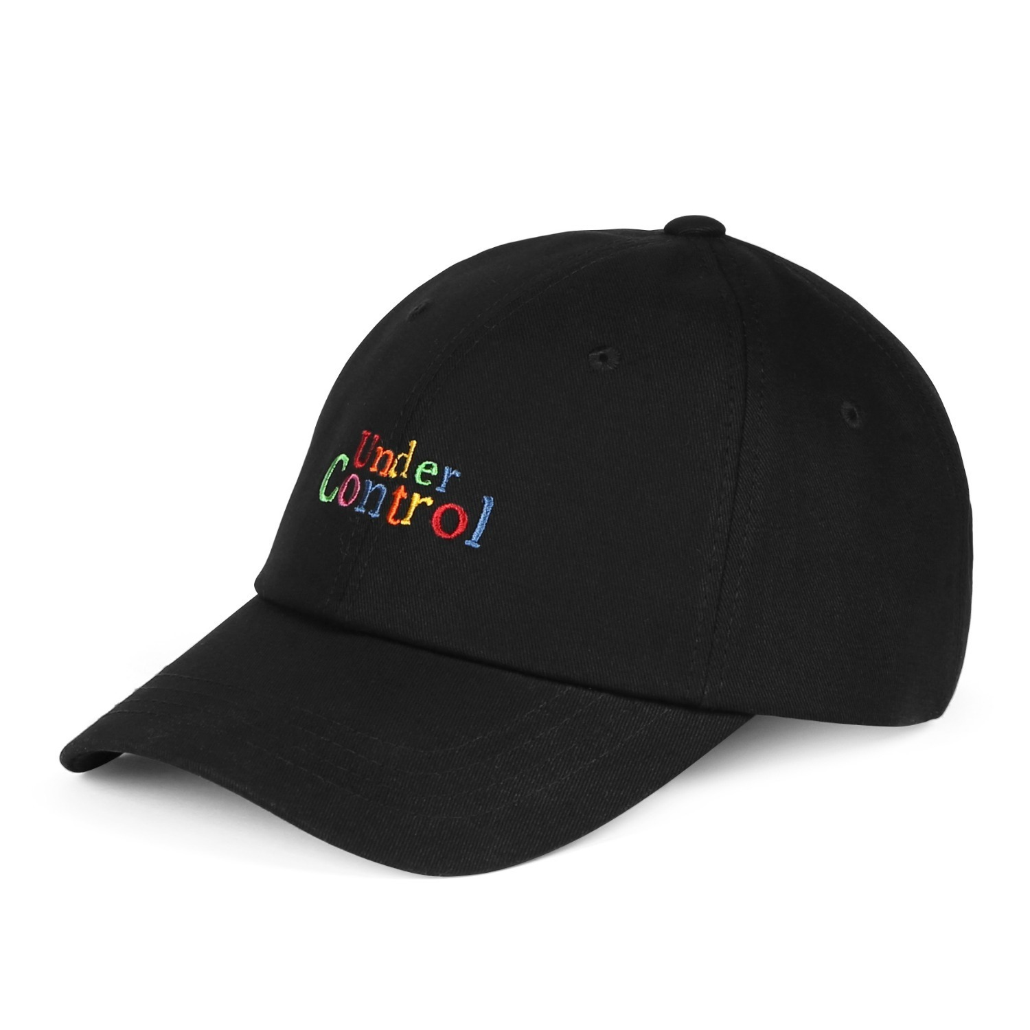 TEAM CAP / CLASSIC B B / MULTI BLACK