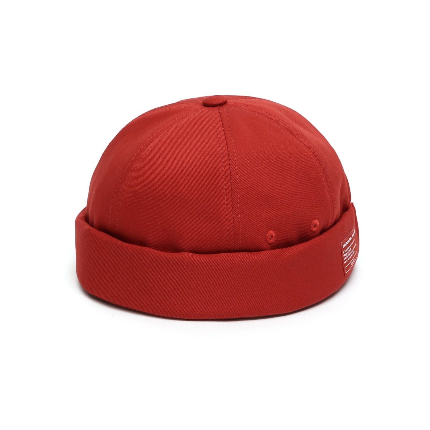 MOLD CAP / TWILL COTTON / OG RED