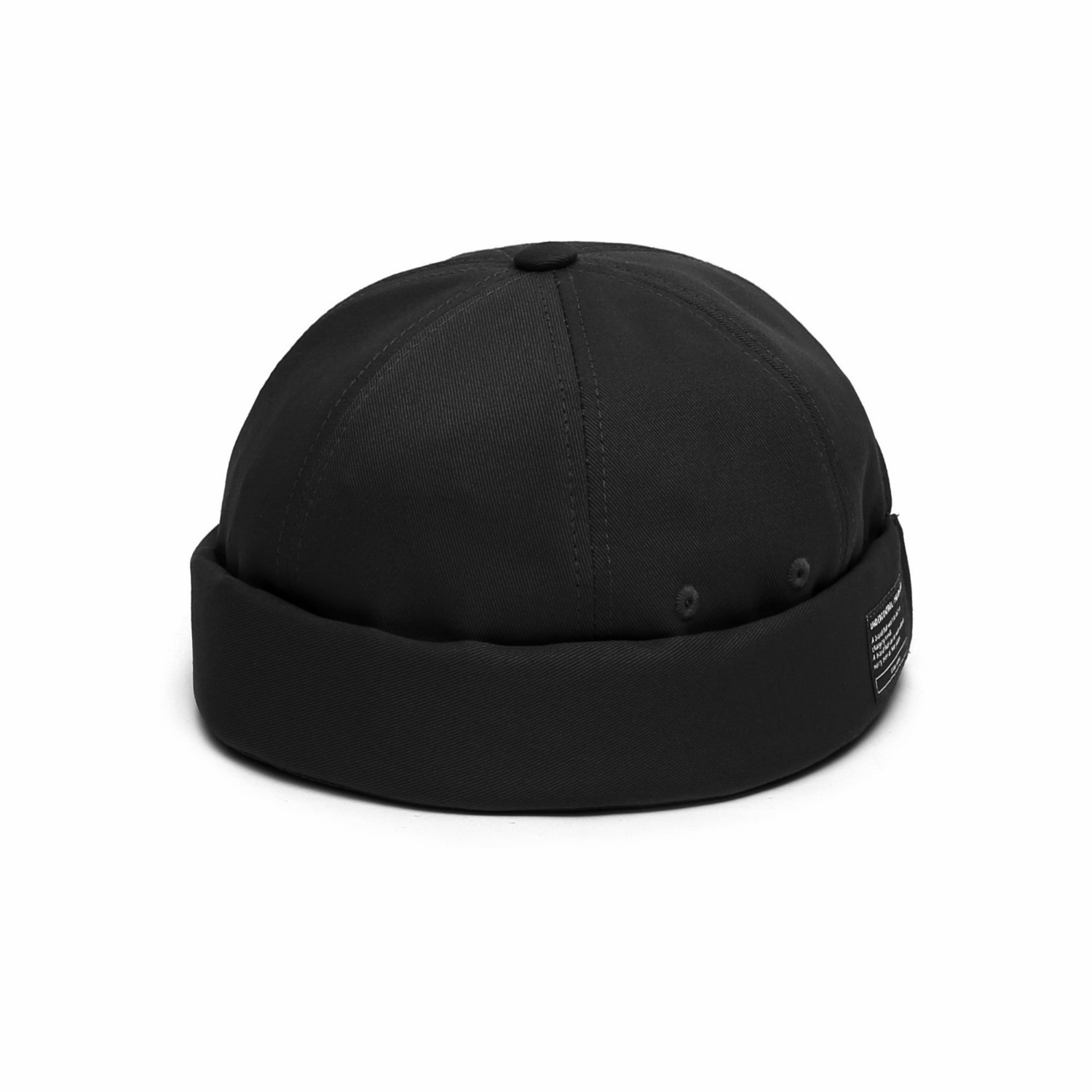 MOLD CAP / TWILL COTTON / BLACK