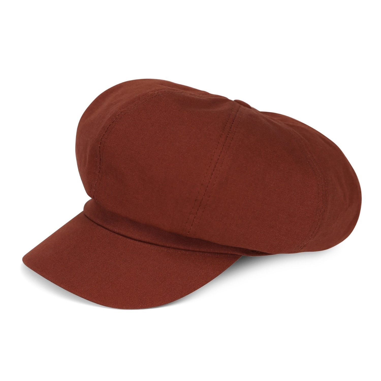 CASTRO BERET / SEED BIO / SUNSET RED