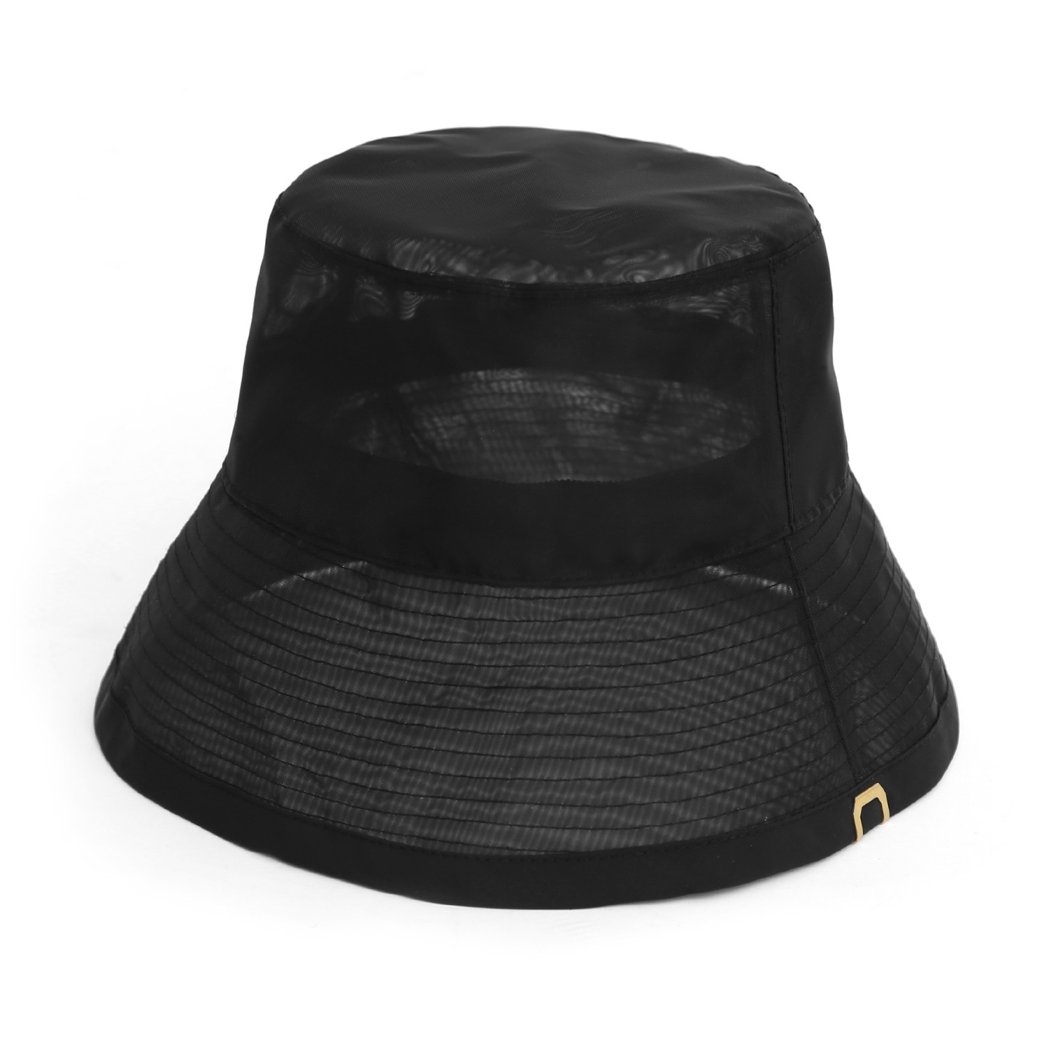 NET BUCKET / SHINE BLACK