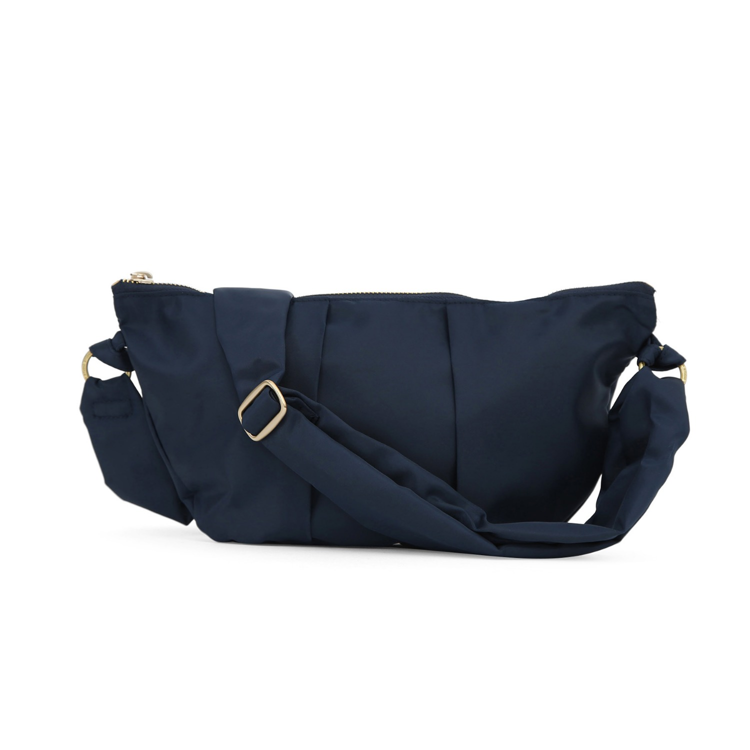 CRESCENT BAG / WRINKLE / N TWILL / NAVY