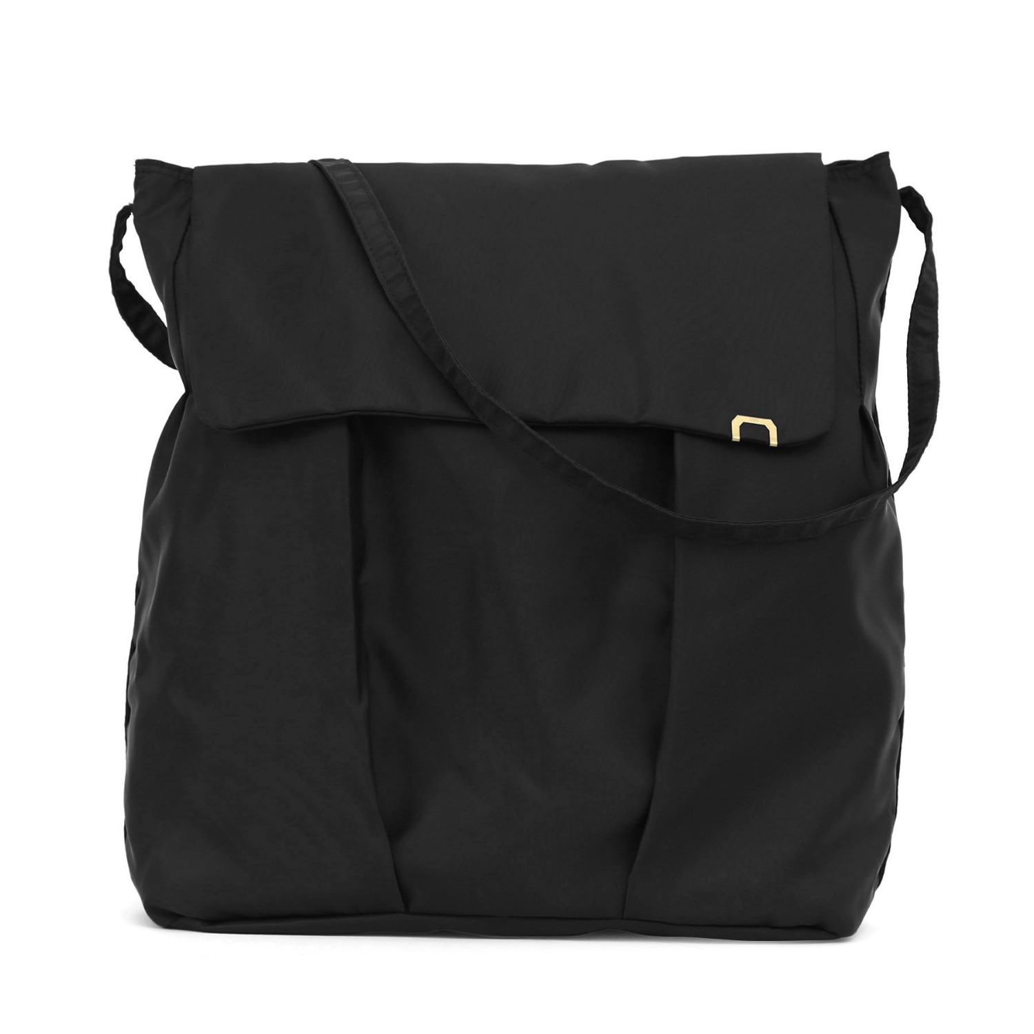 LADDER BAG / WRINKLE / N TWILL / BLACK