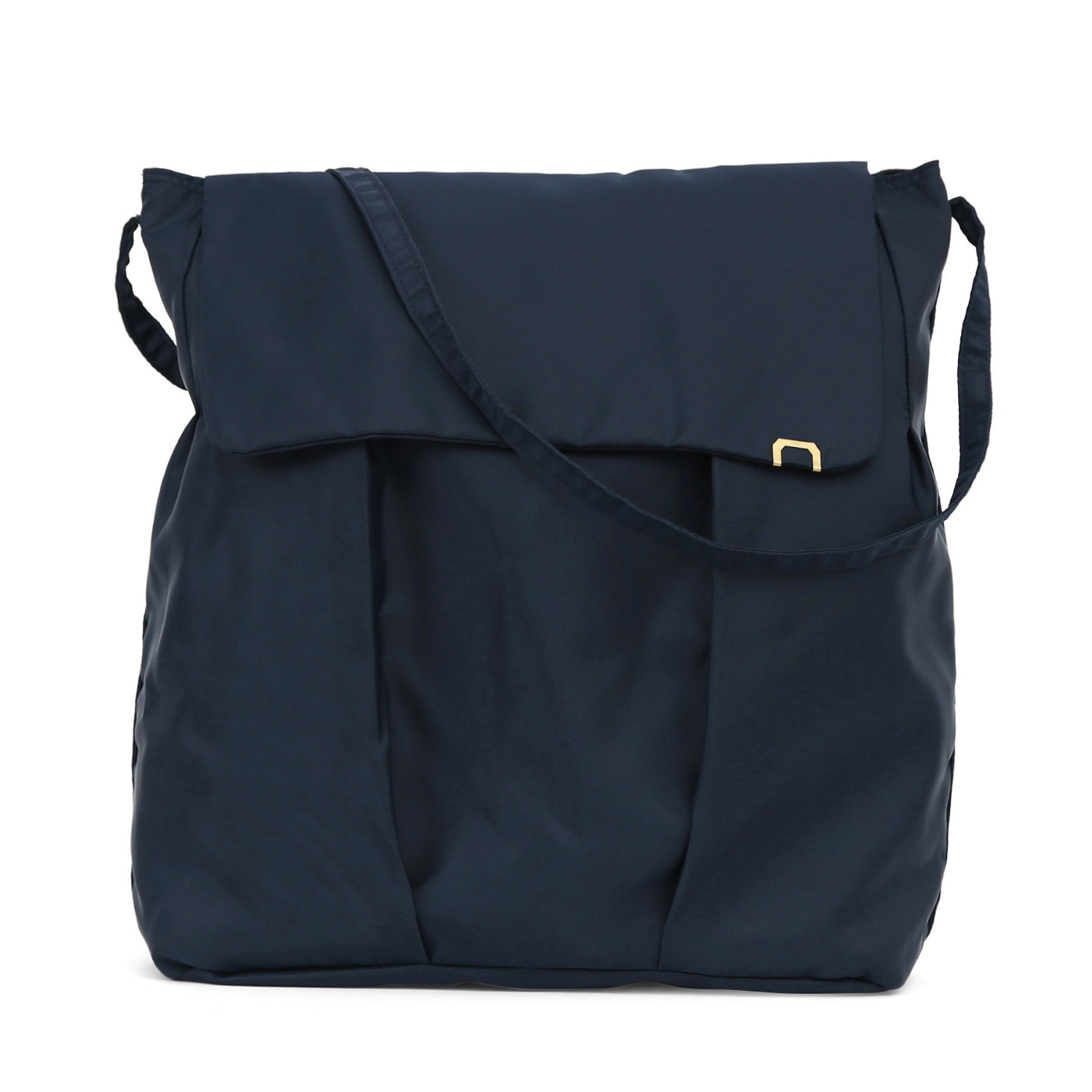 LADDER BAG / WRINKLE / N TWILL / NAVY