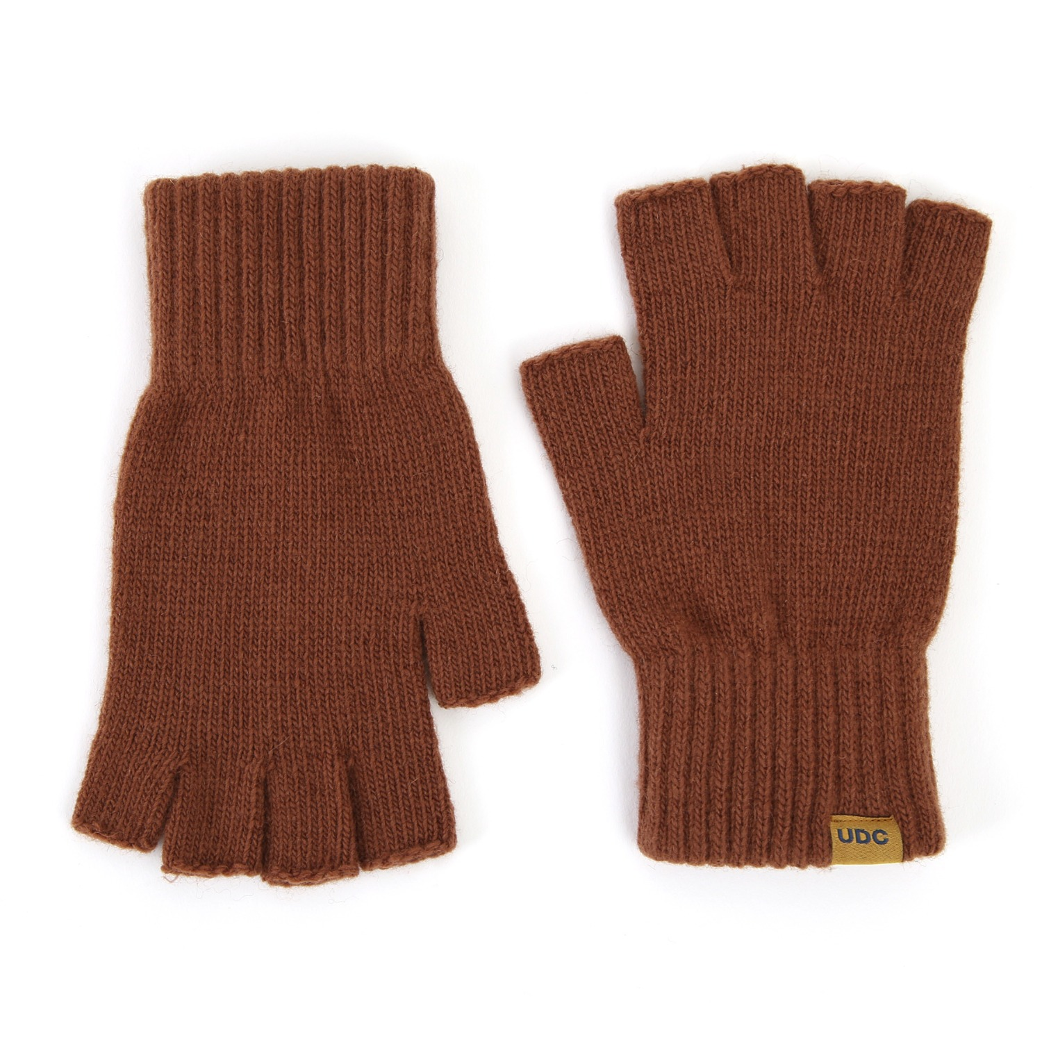 FINGERLESS / UDC / CARAMEL BROWN