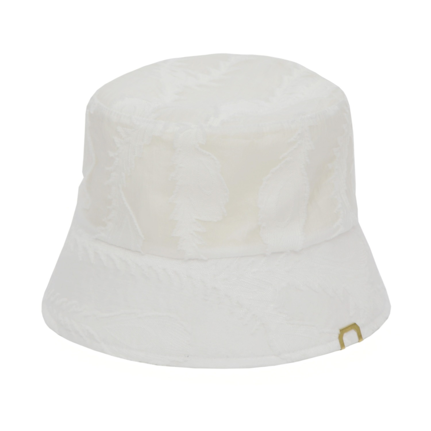 PLAIN BUCKET / J LACE / P WHITE