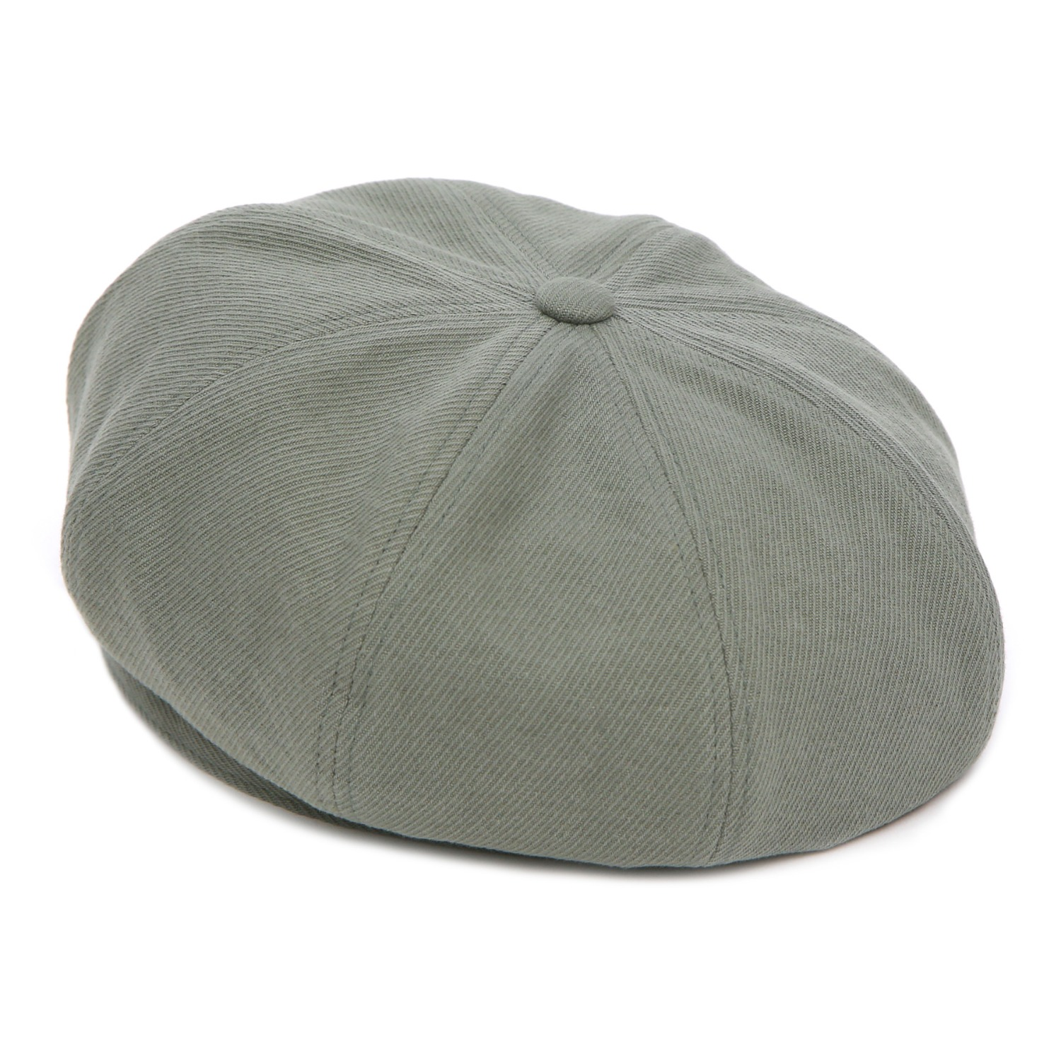 BREAD BERET / BIO H TWILL / D MINT