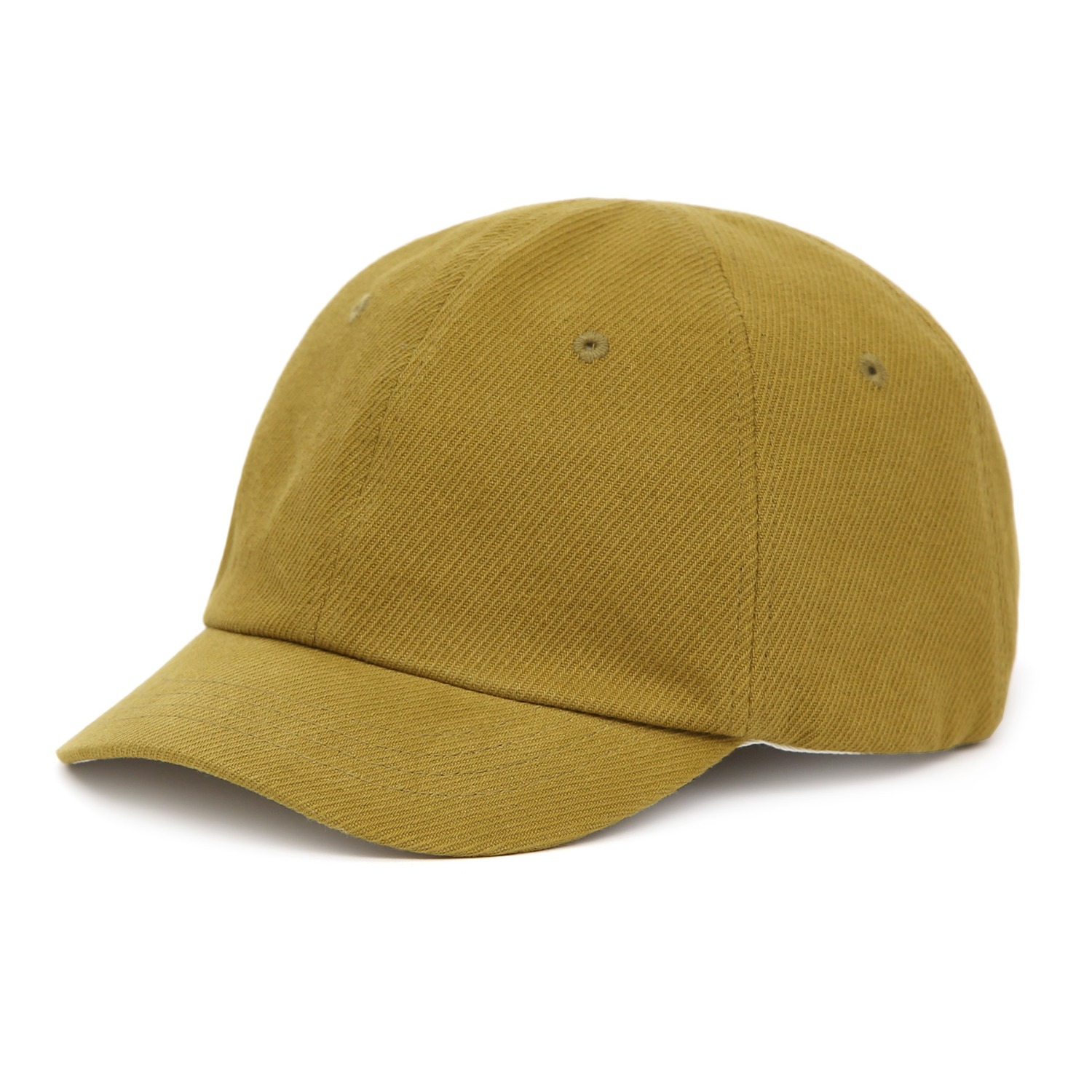SHORT VISOR BALL CAP / FROM / D CORN