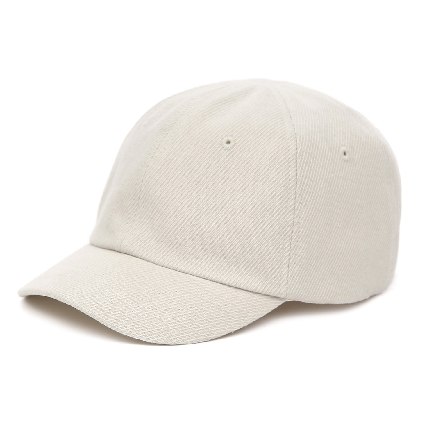 SHORT VISOR BALL CAP / FROM / L MILK