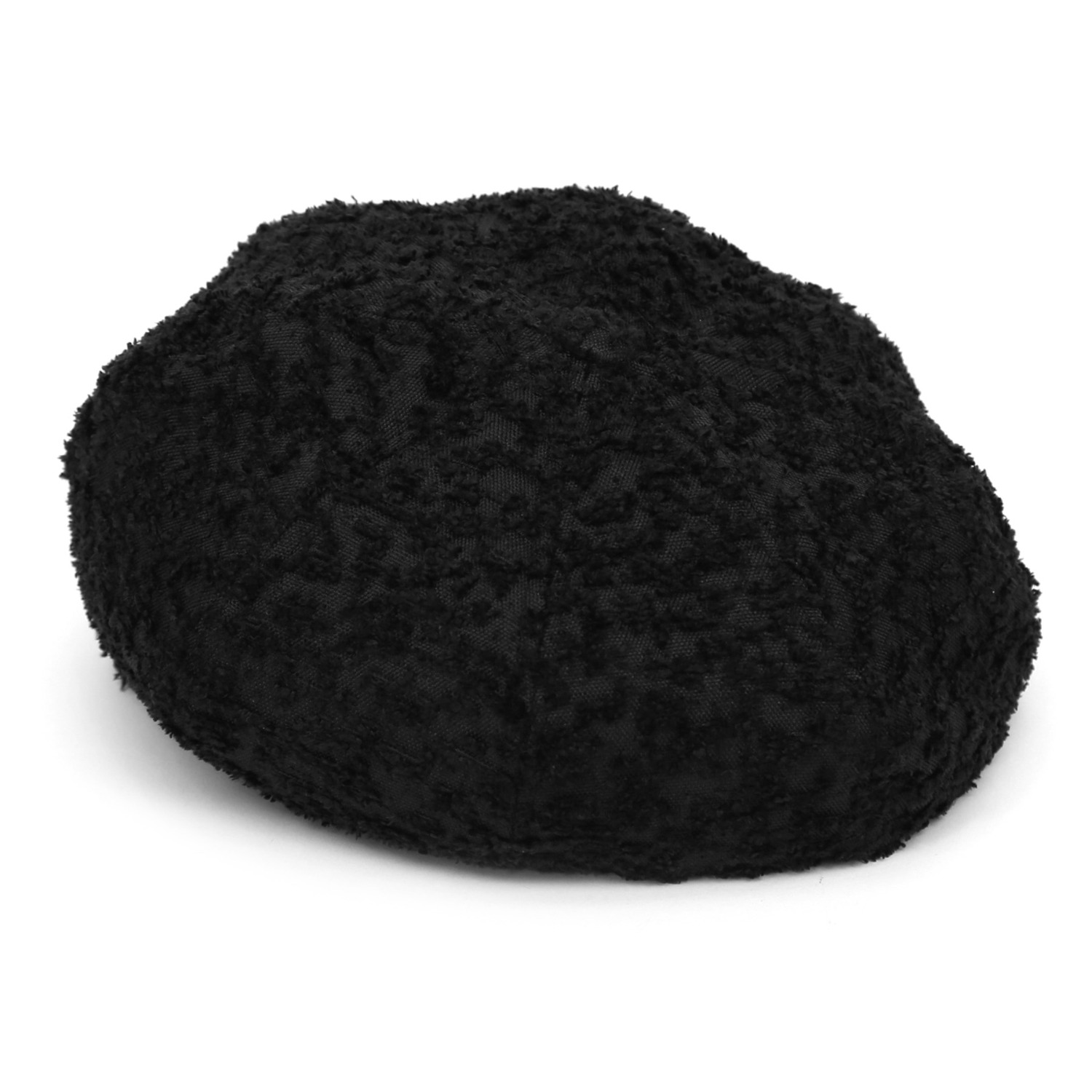 BREAD BERET / ROUGH TX / M BLACK