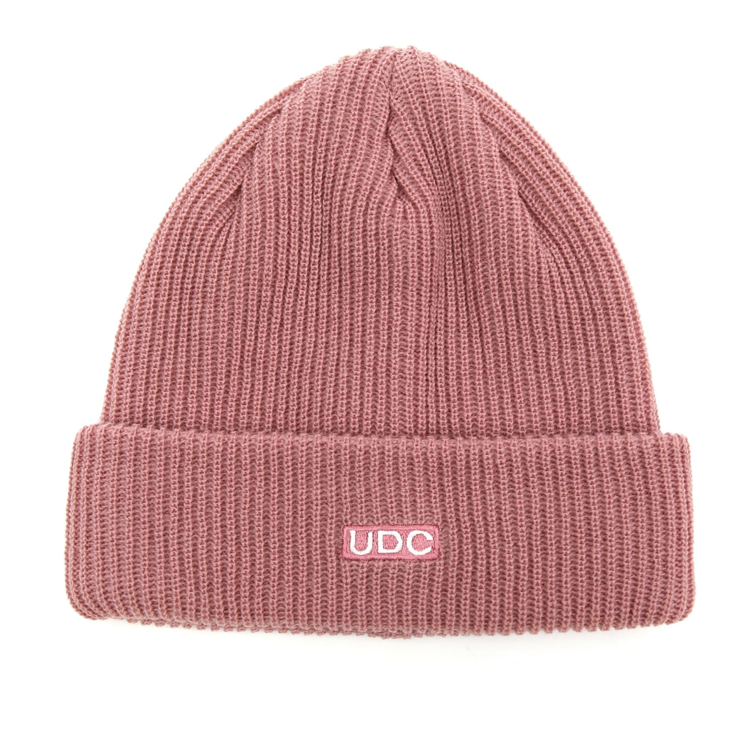 BEANIE / LONG TAIL / BOX LOGO / I PINK