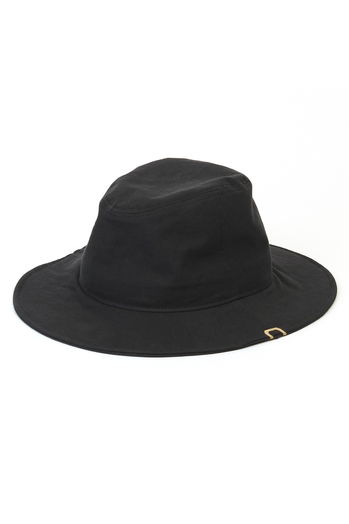 [2차 재입고] HIGH RISE HAT / BIO / BLACK