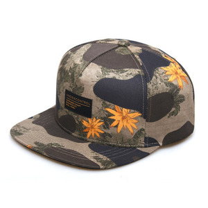 SOLID PACK / FLOWER CAMO