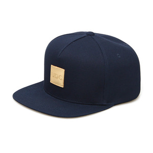 SQUARE GOLD LABEL / DEEP NAVY