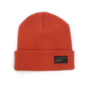 BEANIE / LOOSE FIT / AC / ORANGE (BOX PACKAGE)
