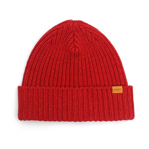 BEANIE / JUST FIT / WOOL / HEATHER ORANGE (BOX PACKAGE)