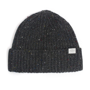 BEANIE / BOLD FIT / WOOL / NEP CHARCOAL (BOX PACKAGE)