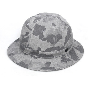 BUCKET / WASHED COTTON / CLOUD CAMO
