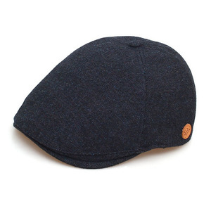 COMMONSENSE / MELANGE WOOL / NAVY