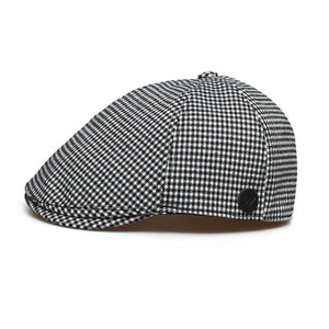 COMMONSENSE / GINGHAM CHECK / BLACK WHITE