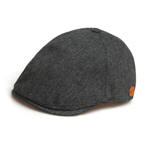 COMMONSENSE / HERRINGBONE WOOL / CHARCOAL