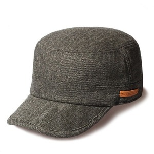POSTMAN / WOOL BLEND / CROSS GRAY